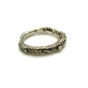 Untamed Ring Style One With Gold