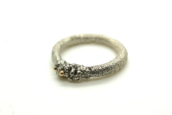 Untamed Ring Style Two With Gold