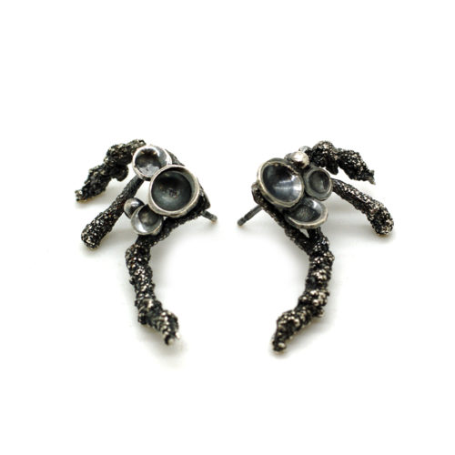 Untamed Earrings Design Three